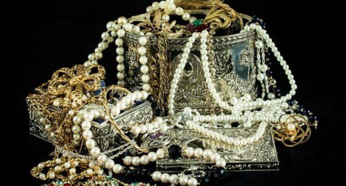 pozłacana biżuteria